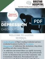 Psychiatrist in Pune - Aastha Hospital