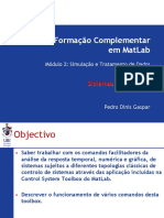 MatlLab_Control Systems Toolbox