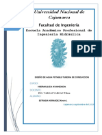 Primer Informe Hidraulica