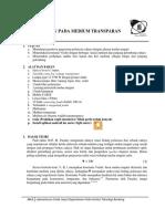 Modul 05 - Efek Faraday