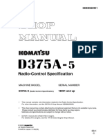 d375a-5 Radio Control 18001 Up