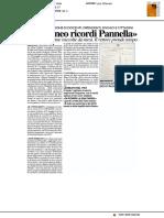 L'Ateneo ricordi Pannella - Il Resto del Carlino del 10 ottobre 2017
