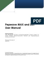 Pepwave Max Surf v6.3.1 User Manual