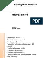 04 - Materiali Amorfi