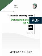 V10 12d NZ - W01 Network Creation