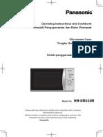 Manual Panasonic Nn Sm322mtte