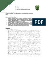 Soal Ujian Komprehensif TP-UIR (Reservoir)