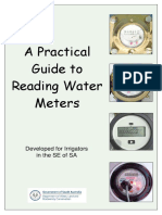 A Practical Guide to Reading Water Meters 2006 Gen