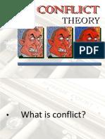Segment 2 - Conflict Theory (j. Liwanag)