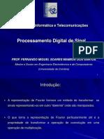 3- Analise de Fourier - PDS