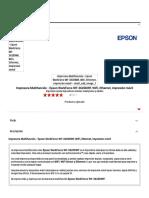 Impresora Multifunción Epson WorkForce WF-3620DWF