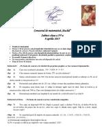 Euclid Varianta 3 (2017)