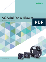 Sunon AC Axial Fan & Blower_(241-W)