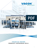 Vacon Product Catalogue 2014 DPD01367B English