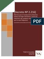 Decreto 2216 Sobre Manejo de desechos solidos no peligrosos.pdf