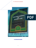 The Five Schools of Islamic Law
