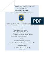 CODIGO SAMREC - INFORME
