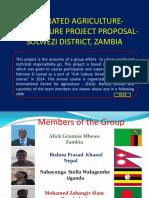 Integrated Aquaculture Aquaculture Project