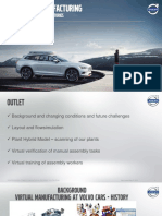 VOLVO Virtual Manufacturing Enabler