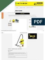 Karcher, Aspirator uscat - umed WD3.pdf