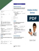 Ancillary Services Quick Card (en)