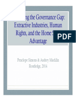 GovernanceGapRyerson-14April2014
