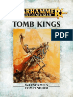 Warhammer Aos Tomb Kings Es