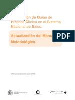 Guías de La Práctica Clínica GPC