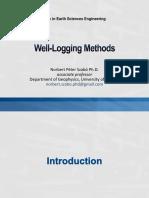Well Logging Methods MSc