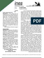 November 2005 Shorelines Newsletter Choctawhatchee Audubon Society
