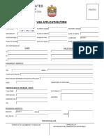 UAE VISA FORM.pdf