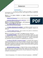 IV L'Anti-Livre Noir Du Communisme - Annexes