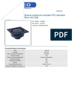 02.4.1.5 Siphon PVC Nicoll SC 1009