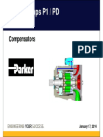P1 PD Compensators