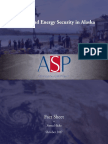 Climate and Energy Security in Alaska