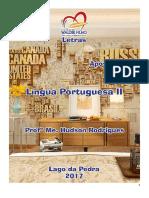 Apostila de Lingua Portuguesa 2