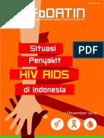 Infodatin Situasi Penyakit HIV AIDS Di Indonesia