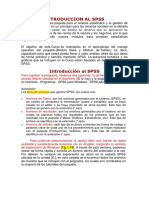 Introduccion Al Spss