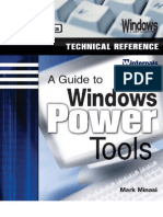 A Guide to Windows Power Tools