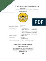 Laporan Farmakokinetika Dasar p1