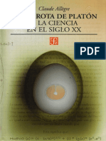 Claude Allegre - La derrota de Platón o la ciencia en el siglo XX.pdf