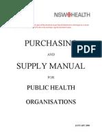 Purch Supply