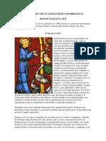 03 Francisco de Asis Evangelizador y Hombre de Paz