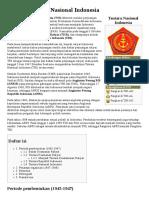 Sejarah Tentara Nasional Indonesia