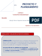 Proyecto y planeamiento de minas