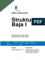 Modul 6 Struktur Baja I - Perencanaan Batang Tekan