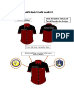 desain baju jurusan