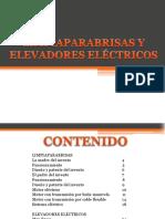 Limpiadores y Elevadores