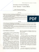 Caracteristicas geomorfologicas Iquique