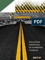 1 Trabajo de Evaluacion y Mantenimieto de Pavimentos